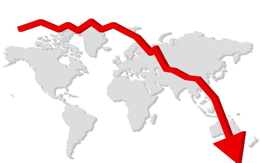 Economia encolhe 3,6% em 2016 e país tem recessão mais longa já registrada