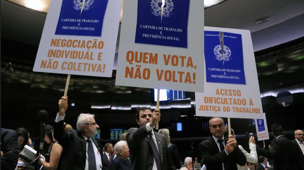 SINDICATO FALA COMO A REFORMA TRABALHISTA AFETA O SERVIDOR PÚBLICO