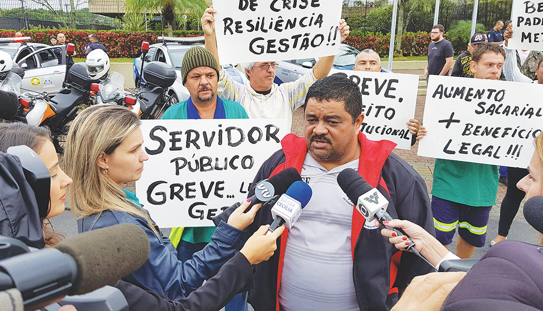 Após mobilização Prefeitura reabre negociações com Sindicato