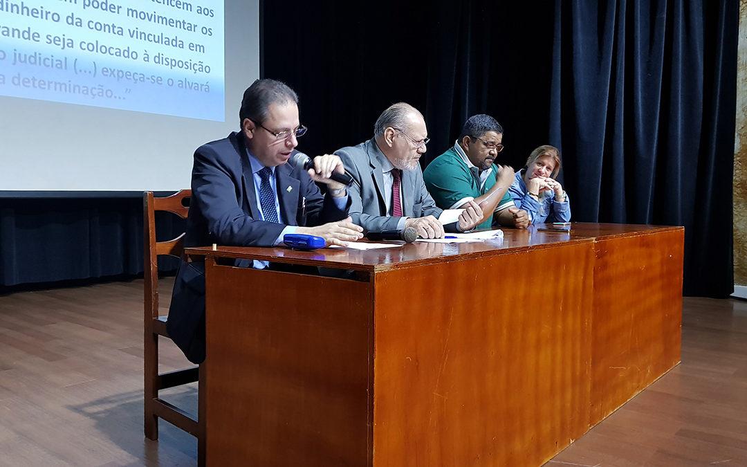AÇÃO DO FGTS: Neste dia 23 de novembro Sindicato Praia Grande trará novidades sobre o caso
