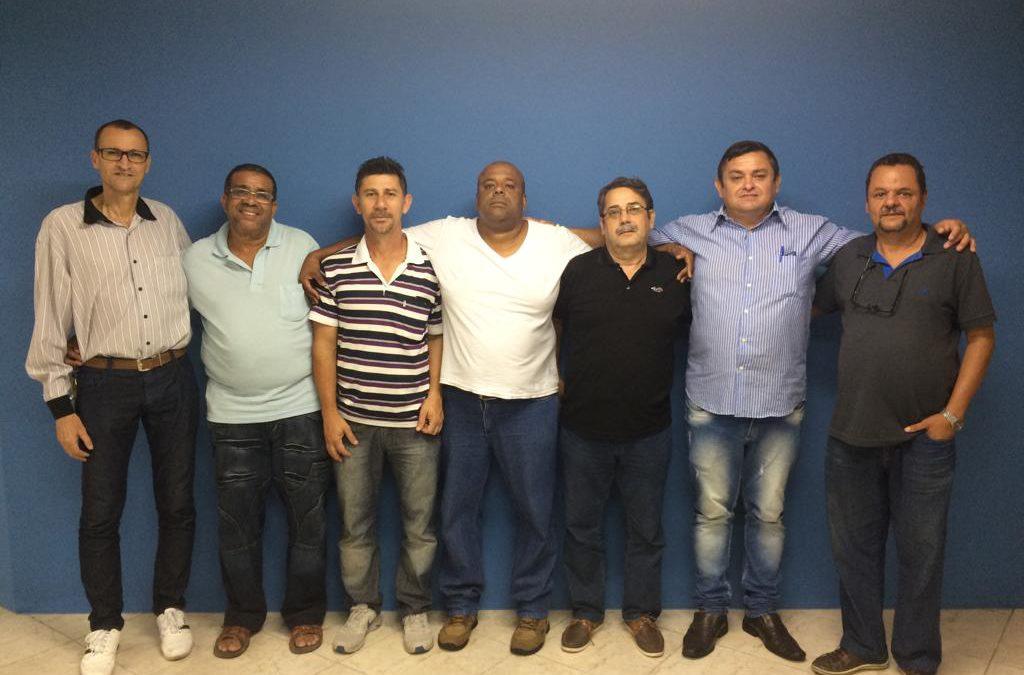 Diretoria eleita assume administração sindical